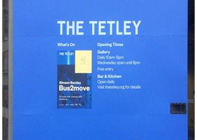 Tetleys Shopfront Colour Change (After)