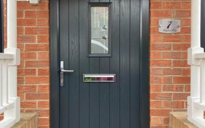 Chartwell and White Door to Anthracite