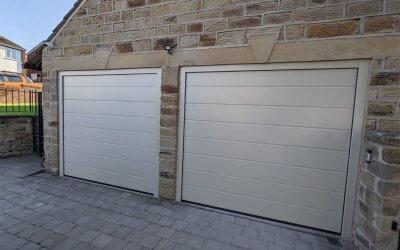 Garage Door Colour Coating